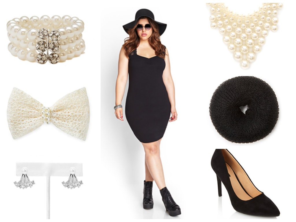 how to buy a halloween costume at forever 21 that looks way fancier