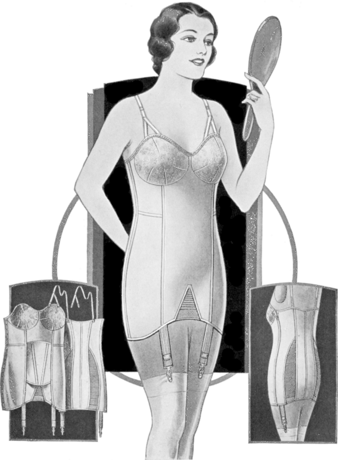 b58f25ae911 The Evolution Of Shapewear From Ancient Crete To 2016 Proves One Thing