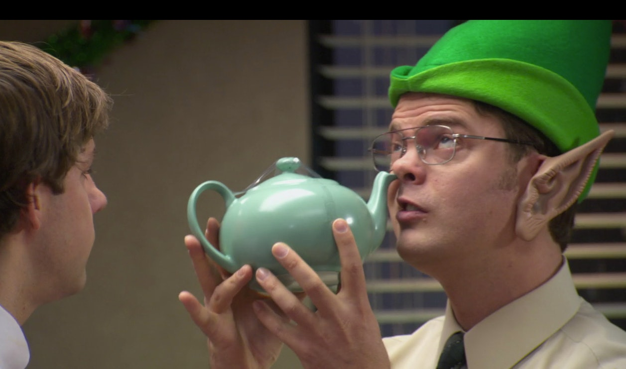 The Office Christmas Party Episode 10 Years Later Reveals Just
