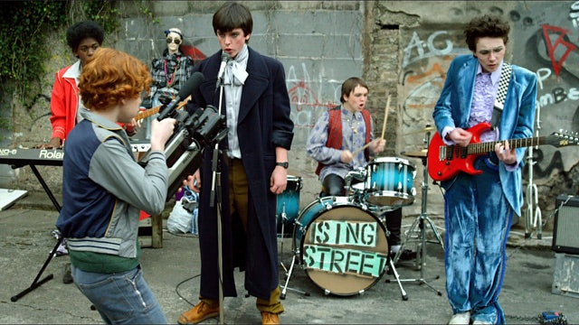Image result for sing street band