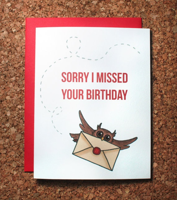 15 Harry Potter Inspired Birthday And Greeting Cards Everyone Will