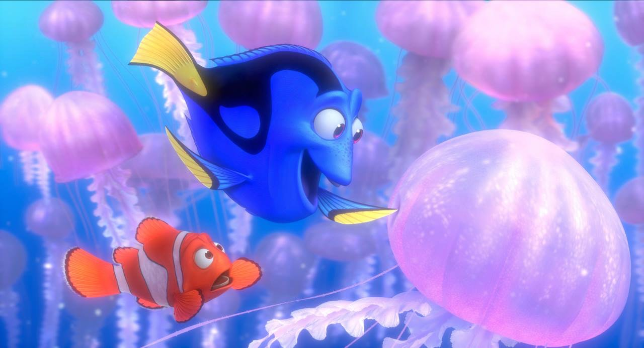 finding dory vs finding nemo animation wise shows just how   finding dory vs finding nemo animation wise shows just how much has changed in 13 years