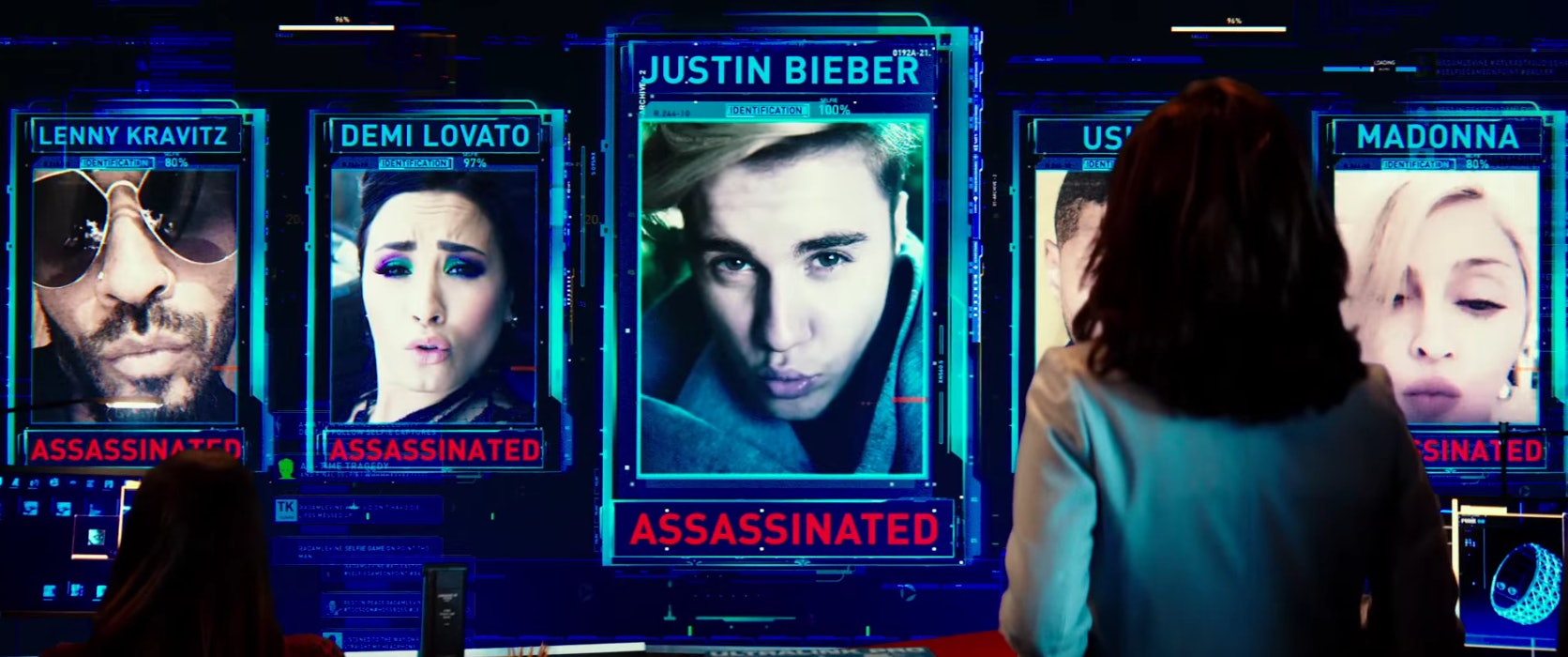 Does Justin Bieber In Zoolander Two Hes Not Even The Only Celeb In Danger