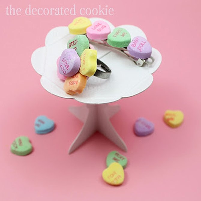 11 Candy Heart DIY Projects To Sweeten Up Your Valentine\'s Day