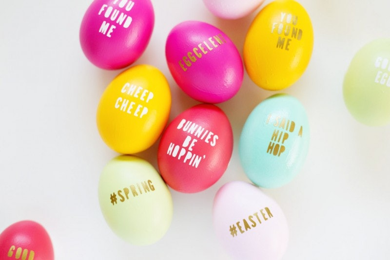 12 Easter Egg Ideas For Adults That Are Next Level