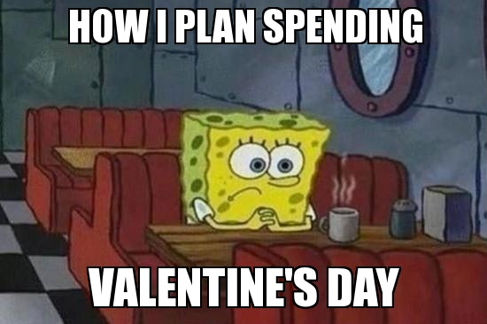 10 Anti Valentine S Day Memes For People Who Are So Over Romance