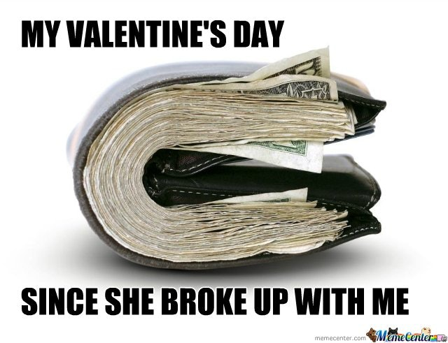 Funny Memes About Being Single On Valentines Day : Anti valentine s day memes for people who are so over romance