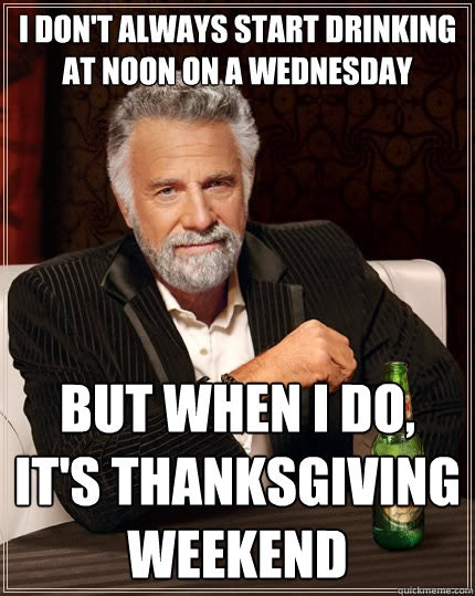8c379b50 713b 0133 6e50 0aecee5a8273 14 thanksgiving memes to help you survive the holiday with your family