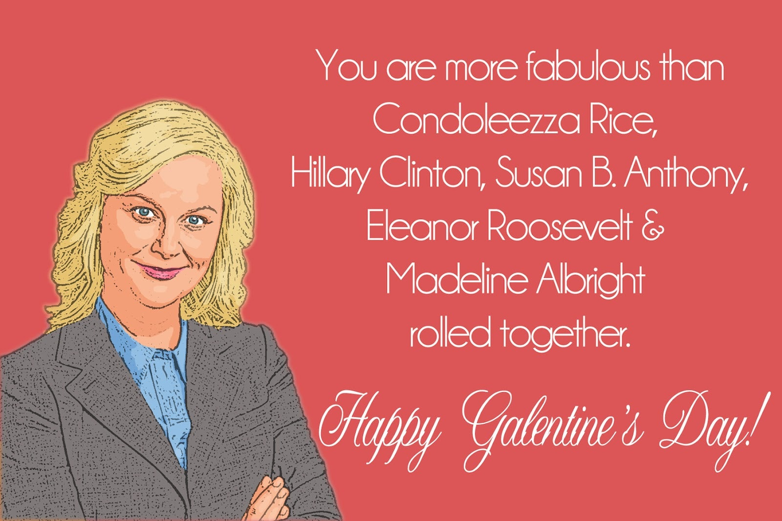 Galentines Day Quotes 13 Galentine's Day Memes That Celebrate The Love You Have For Your  Galentines Day Quotes