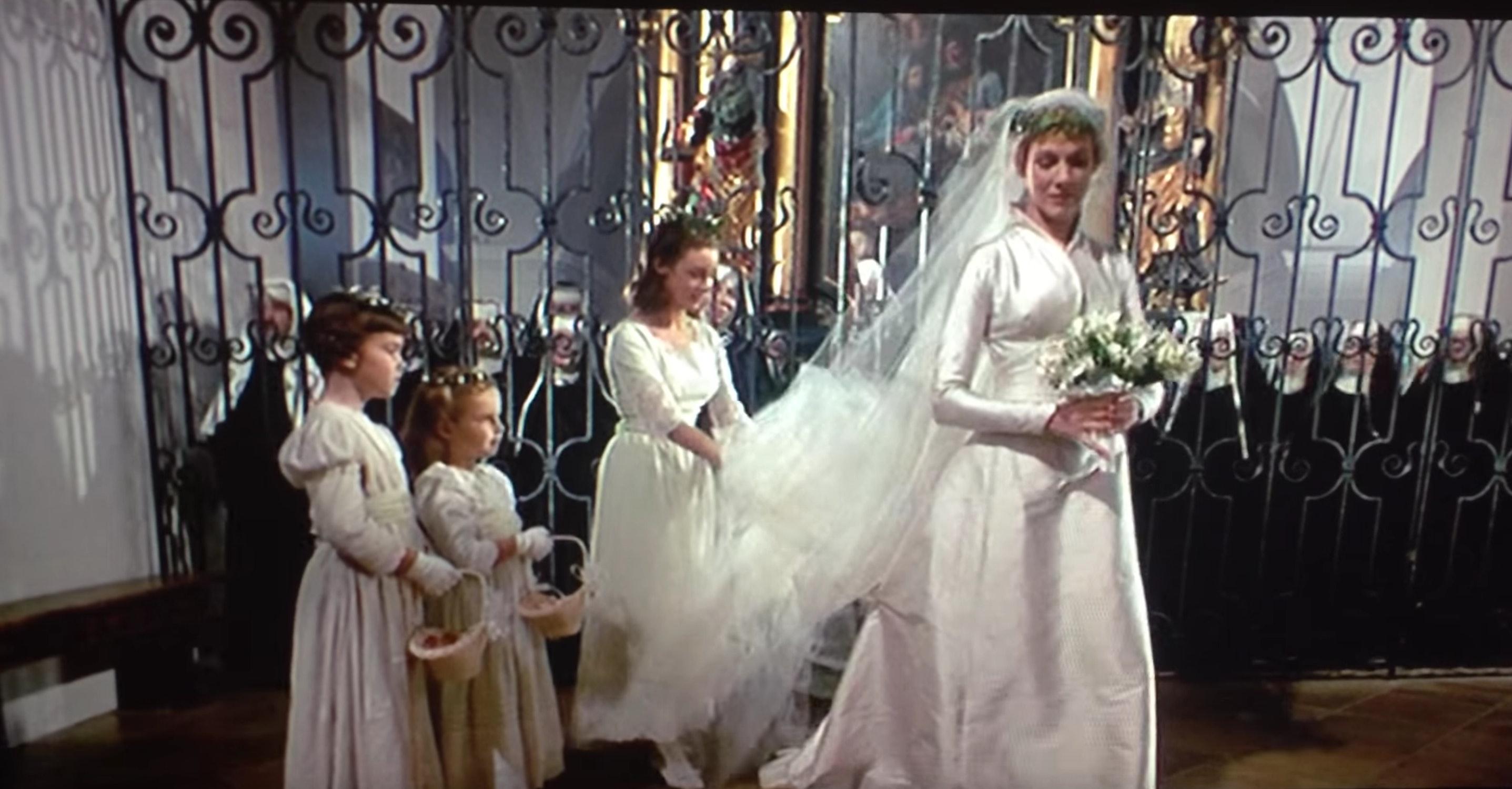 10 Unforgettable Wedding Dresses In Movies — PHOTOS