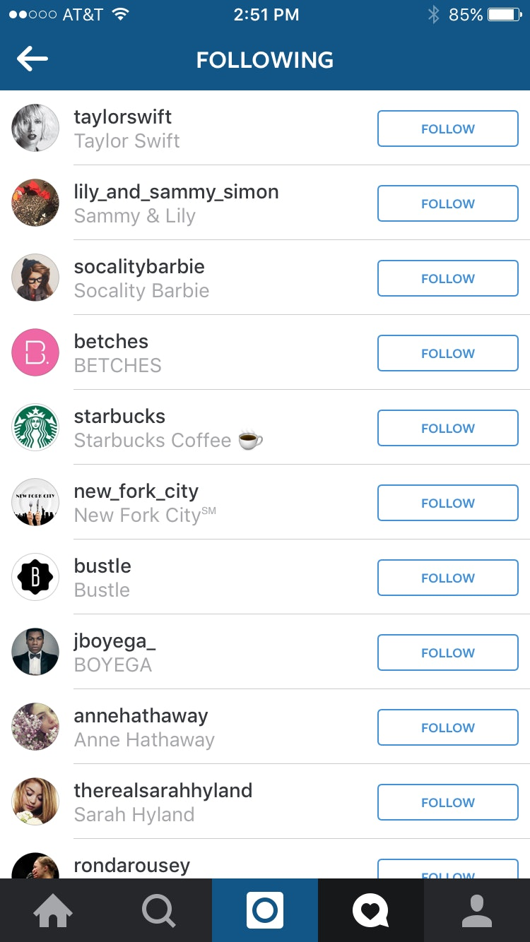 how to see who stopped following you on instagram