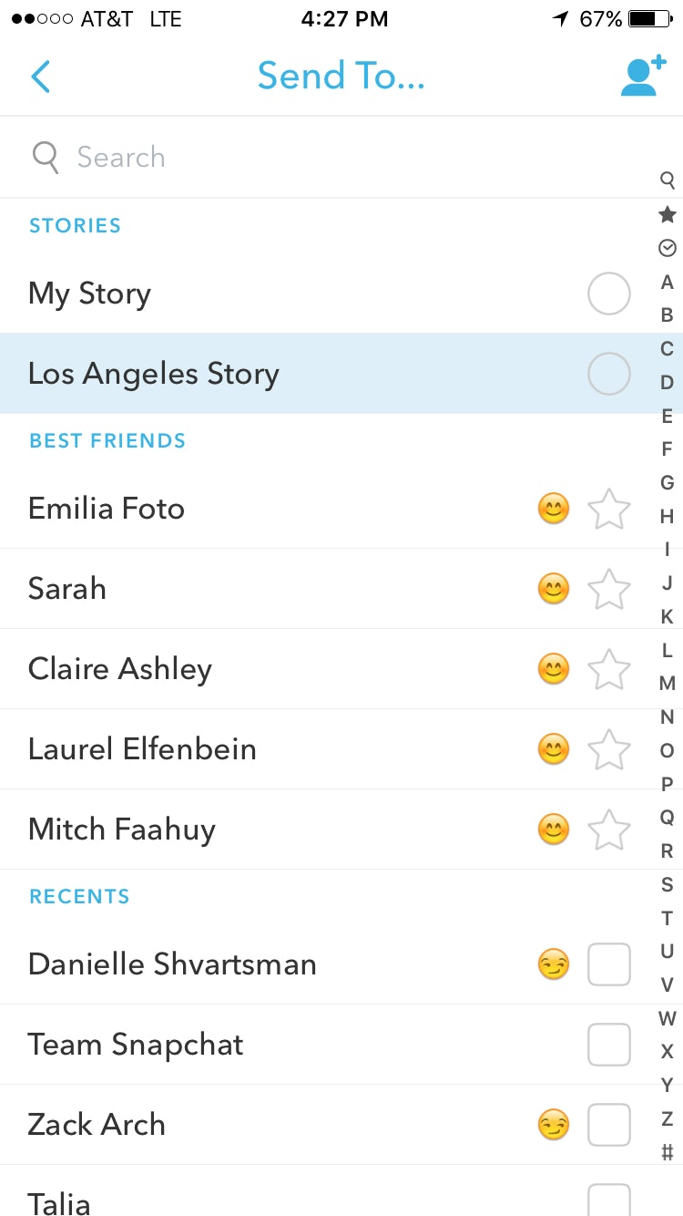How to know if you are someones #1 best friend on snapchat