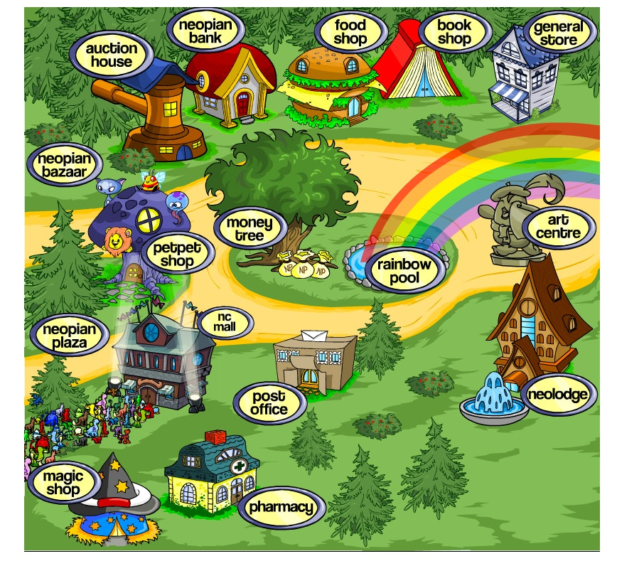 I Logged Onto Neopets As A Grown Woman & Here Are 17 Things That