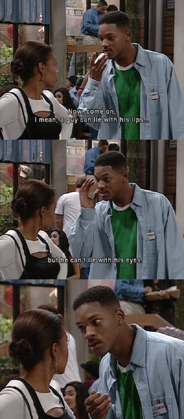 Will Smith's 18 Most Ridiculous Pick-Up Lines From 'Fresh