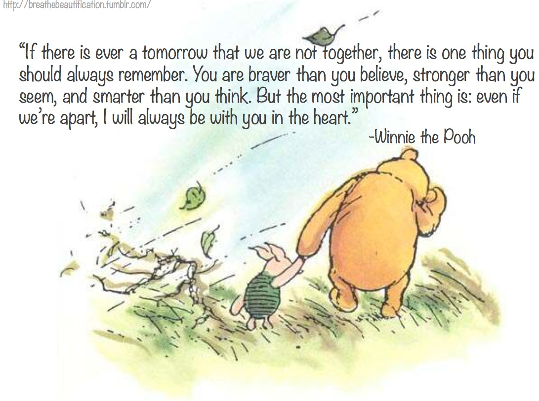 Captivating On A.A. Milneu0027s U0027Winnie The Poohu0027 Anniversary, 10 Life Lessons From The  Hundred Acre Wood