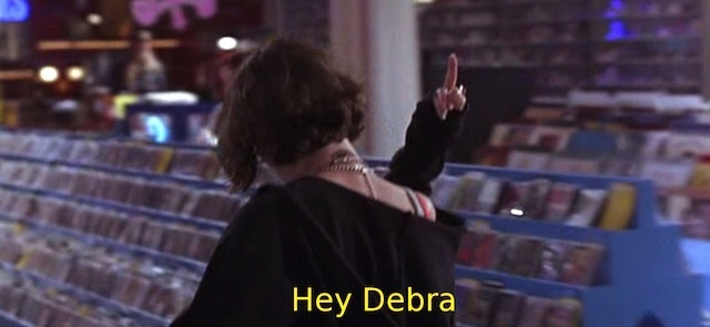 Image result for empire records debra