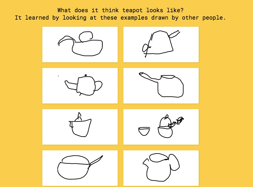What Is Google Quick Draw This Game About Machine Learning Is