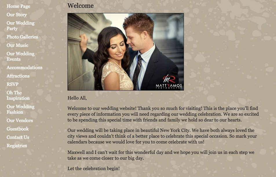 which wedding website should you choose here are the benefits of each