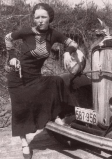 9 Photos Of Bonnie Clyde Like You Ve Never Seen Them