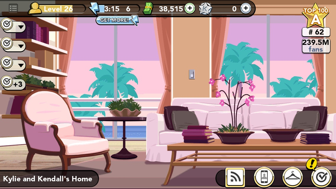 How To Buy A Beach House In Malibu In The Kim Kardashian iPhone Game ...