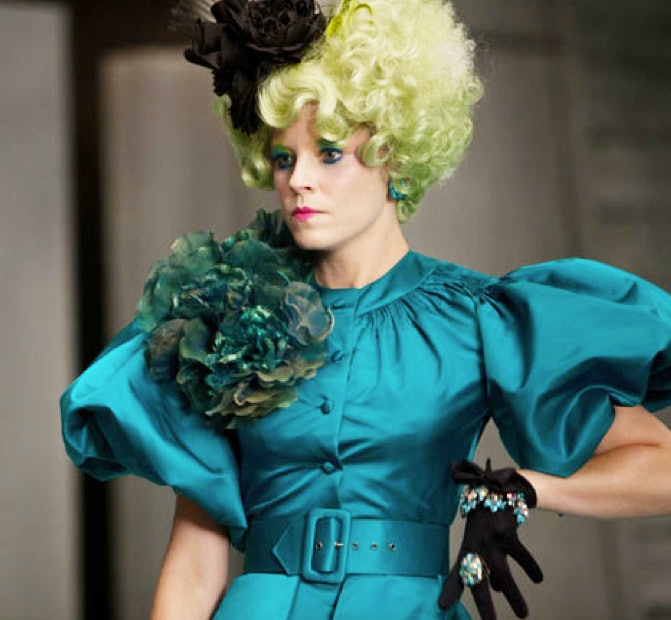 how to dress as the hunger games effie trinket for halloween so the odds will be ever in your favor photos