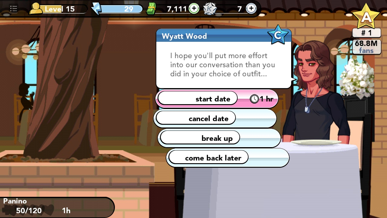 is there a dating site for middle schoolers