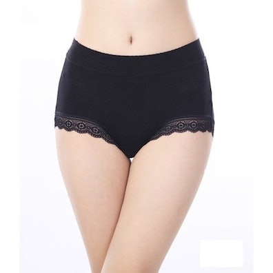 2093ddbed 10 Pretty High-Waisted Undies That Are Actually Comfy   Supportive