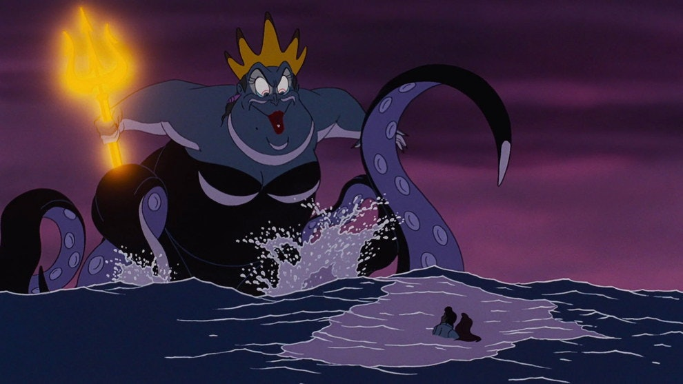 Why Ursula From The Little Mermaid Was Actually Movies Hero
