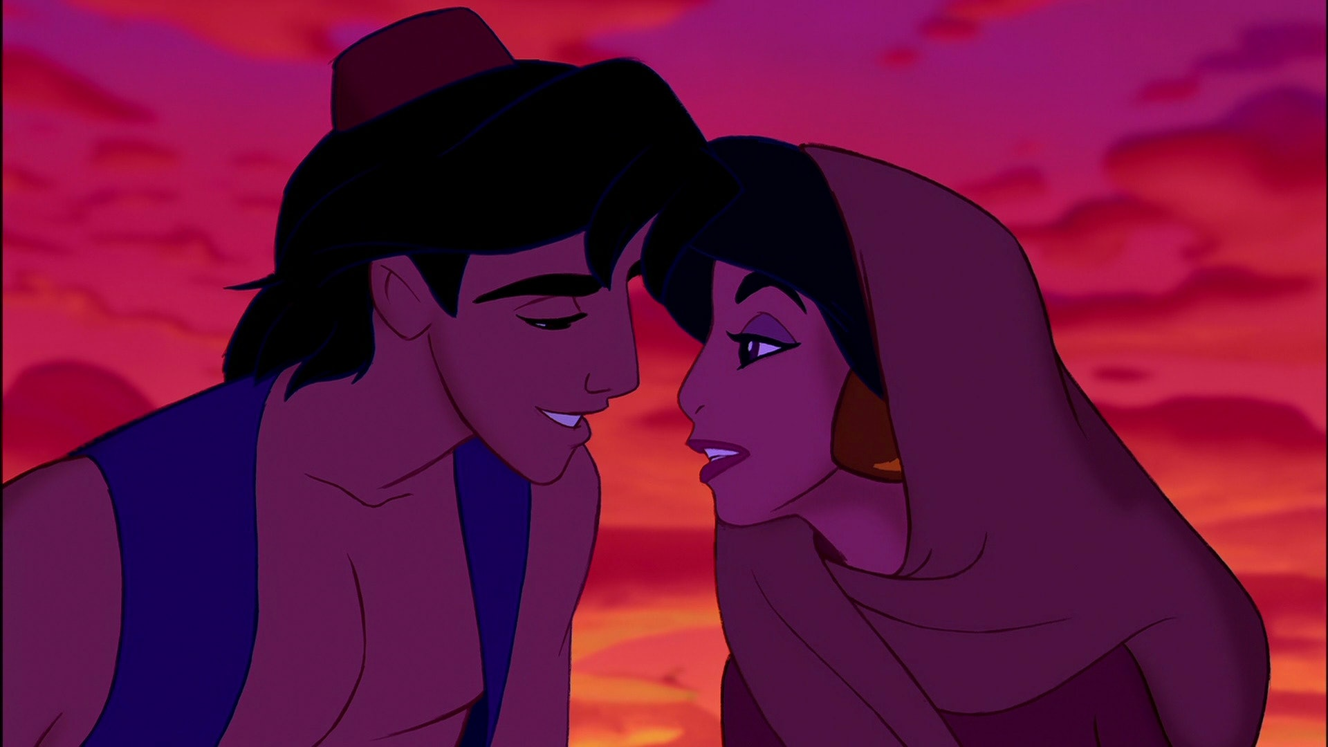 Why hand drawn disney movies will always hit you in the feels