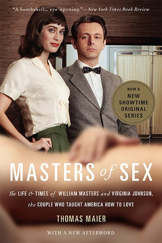 The Book That Inspired Masters Of Sex Is Just As Captivating As