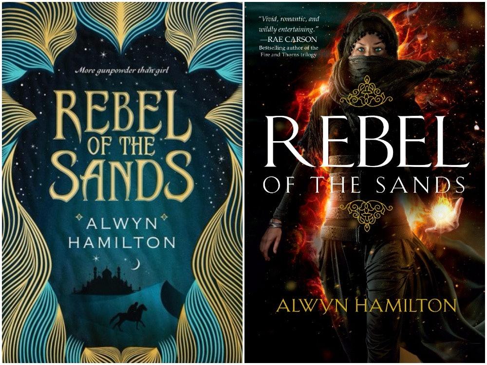 Risultati immagini per rebel alwyn hamilton books