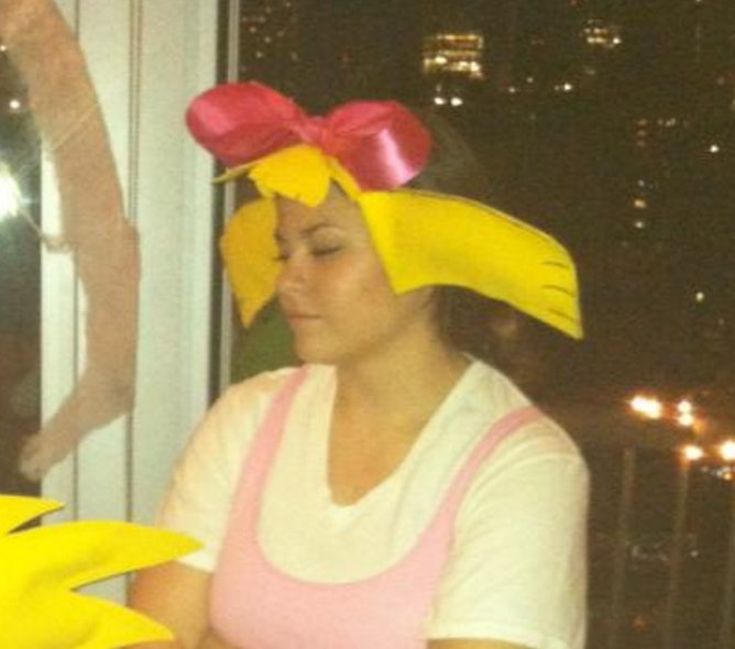 A DIY Group 'Hey Arnold' Halloween Costume That Is Perfectly