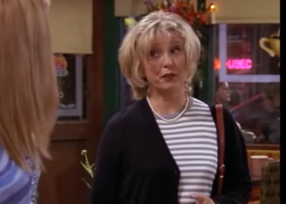 Friends chandler mom