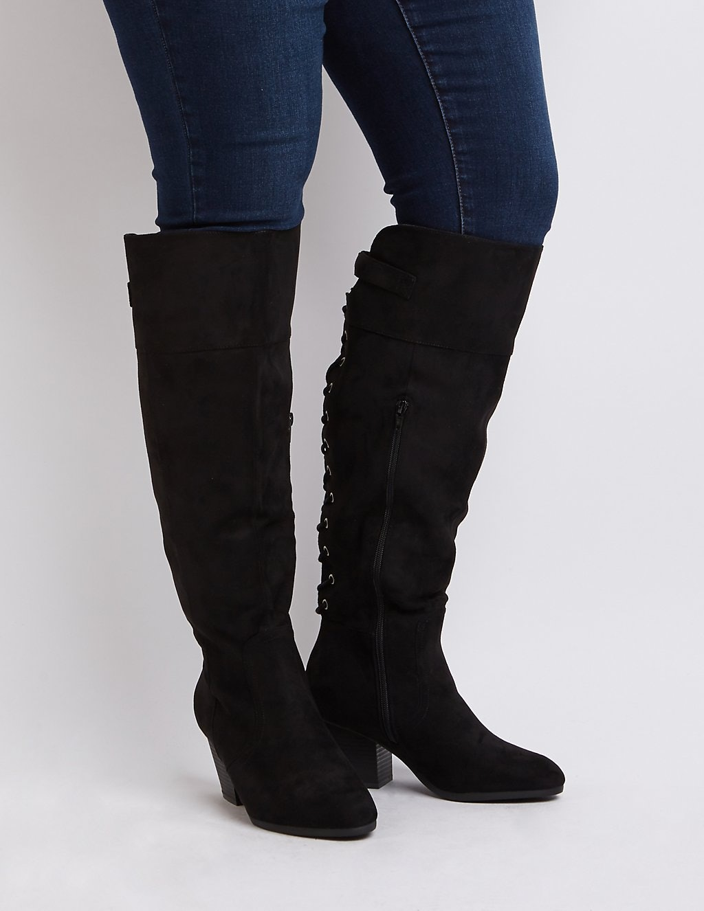 e934bee183f 13 Wide Calf Boots For The Best Back-To-School Vibes — PHOTOS