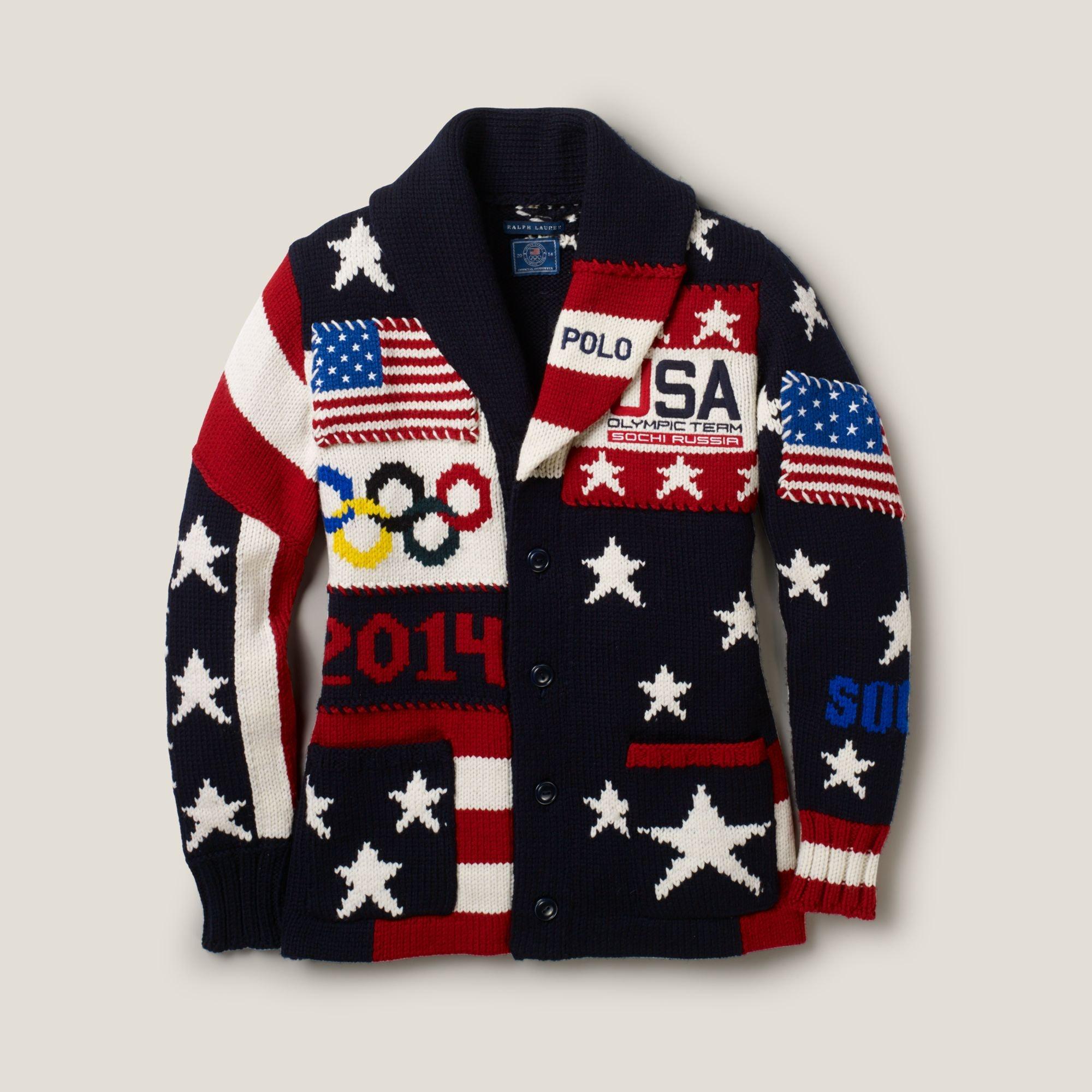 ralph lauren slim fit jumper ralph lauren olympic collection