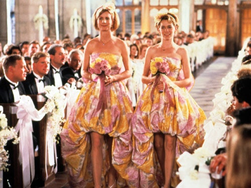 11 ugly bridesmaid dresses from tv and movies that will make you 11 ugly bridesmaid dresses from tv and movies that will make you happier about your own junglespirit Choice Image