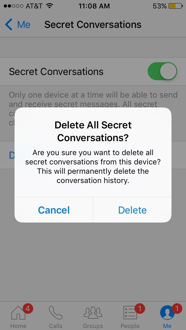 How To Use Facebook Messenger Secret Conversations & Encrypt