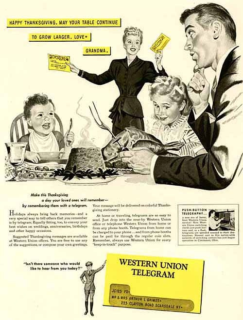 27 WTF Vintage Thanksgiving Ads Because Nothing Goes With Turkey Like Cigarettes Beer And Mayonnaise
