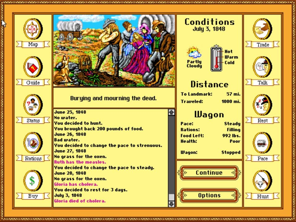 I Replayed 'Oregon Trail' So You Don't Have To (And I