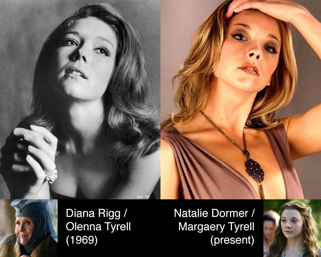 Natalie Dormer style