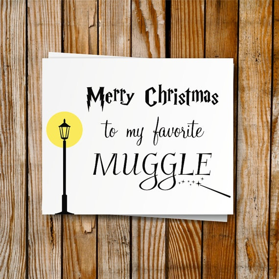 Harry Potter Christmas Card Ideas.13 Harry Potter Christmas Cards You Ll Need This Holiday Season