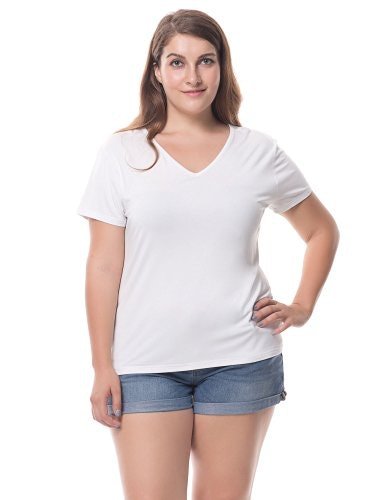 befc8300af7 12 Highly Reviewed White T-Shirts That Are Actually Stylish