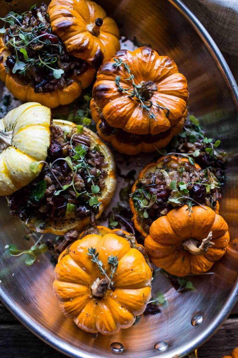 9 Vegan Alternatives To Turkey That Will Ensure Your Thanksgiving Is