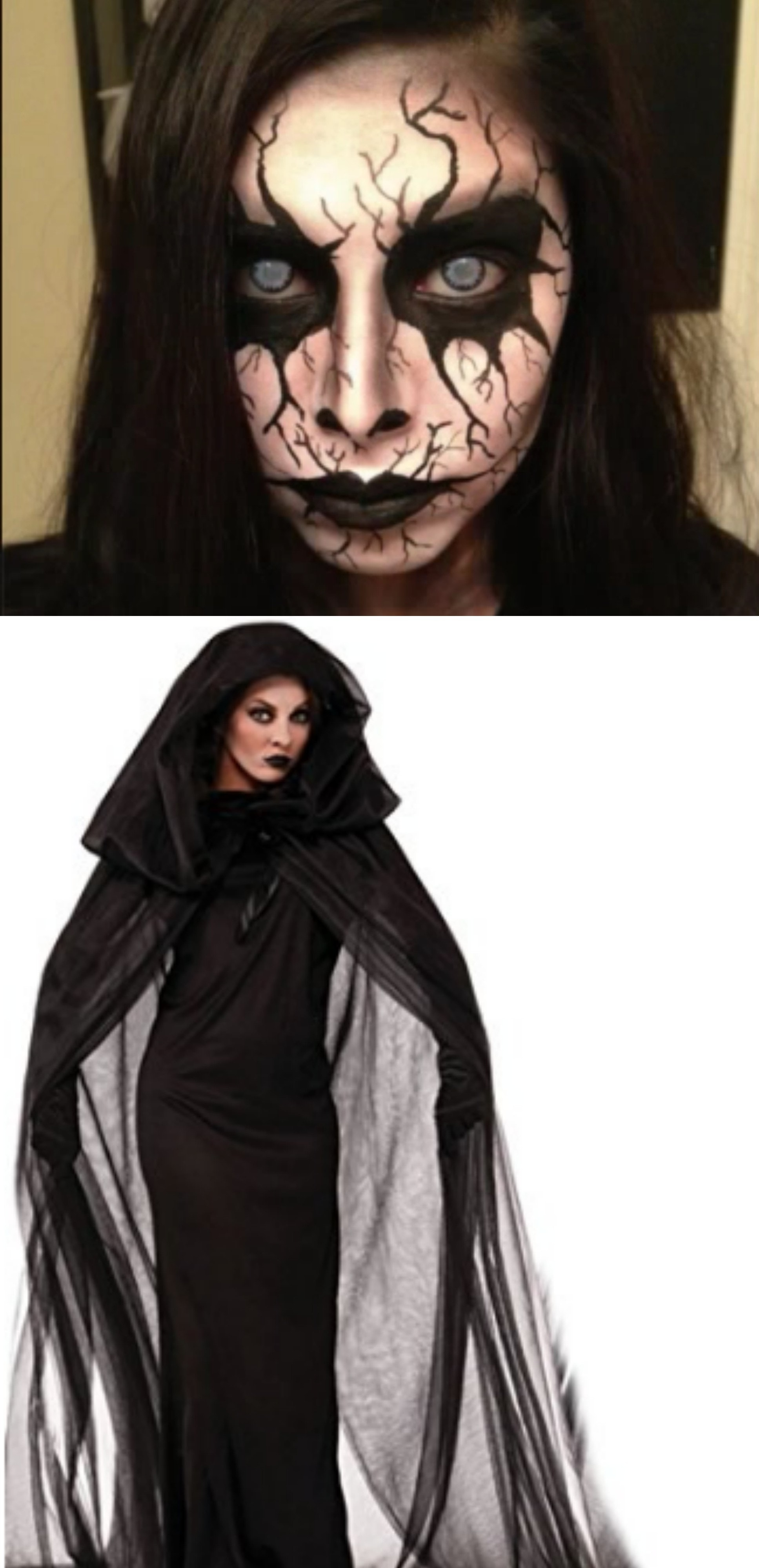 13 creepy halloween costume ideas for 2016 that will make everyone hope theyre on your good side