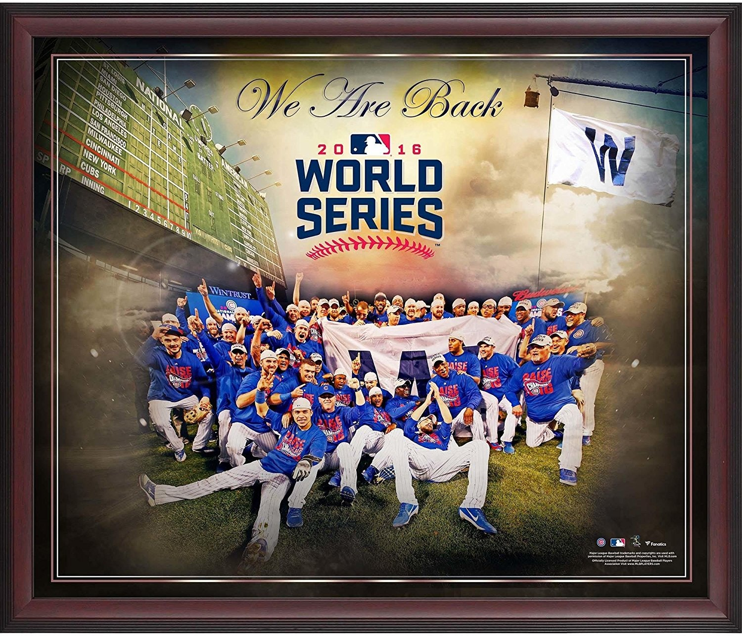 Chicago Cubs World Series Shirts And Hats  fce46f3250b