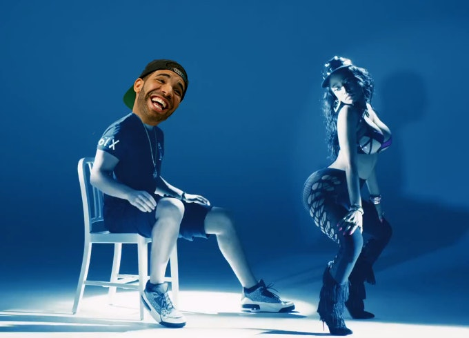 Nicki Minaj Big Booty Twerking