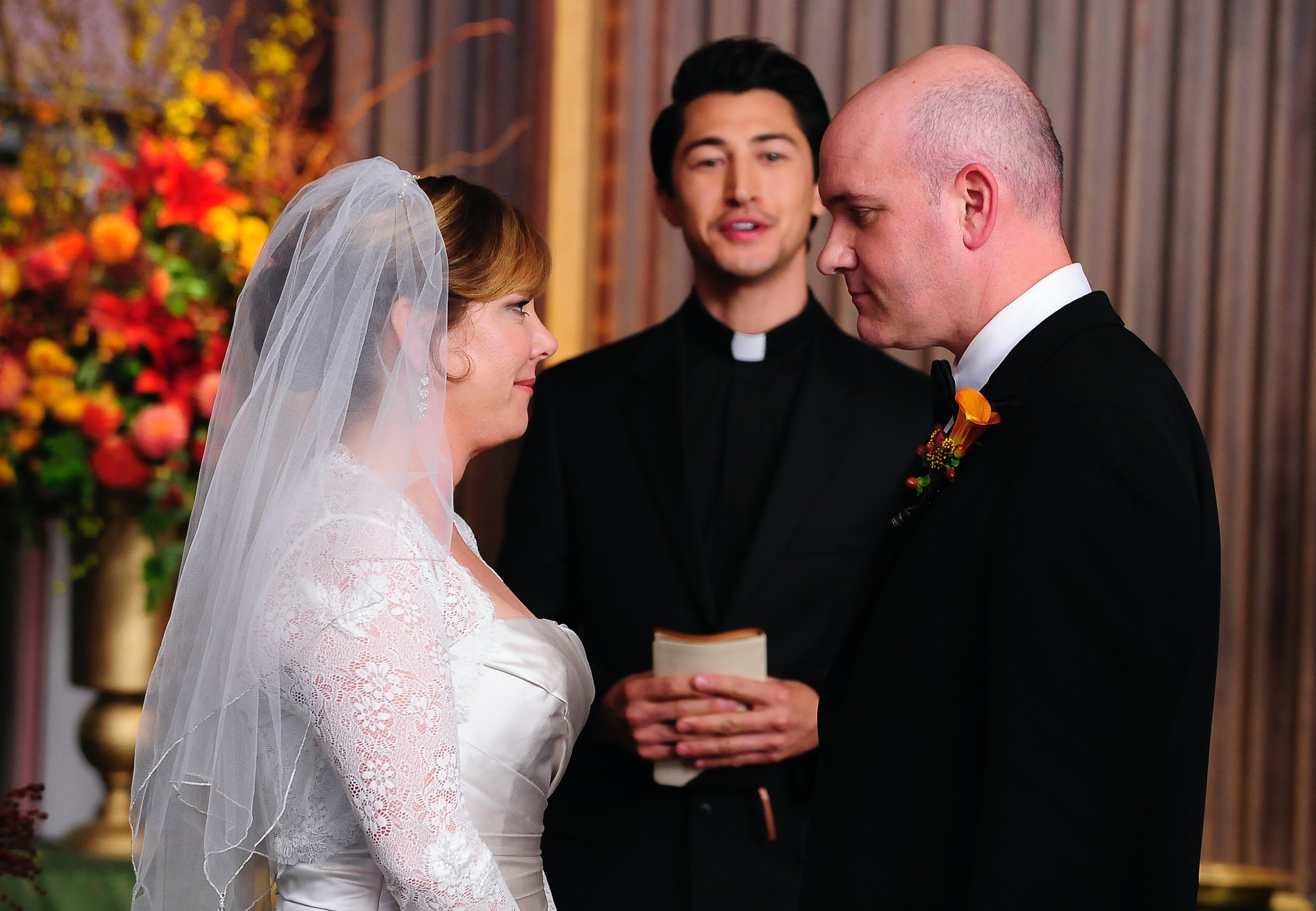 8 Glee Weddings And Almost That Led Up Brittany Santanas Happily Ever After