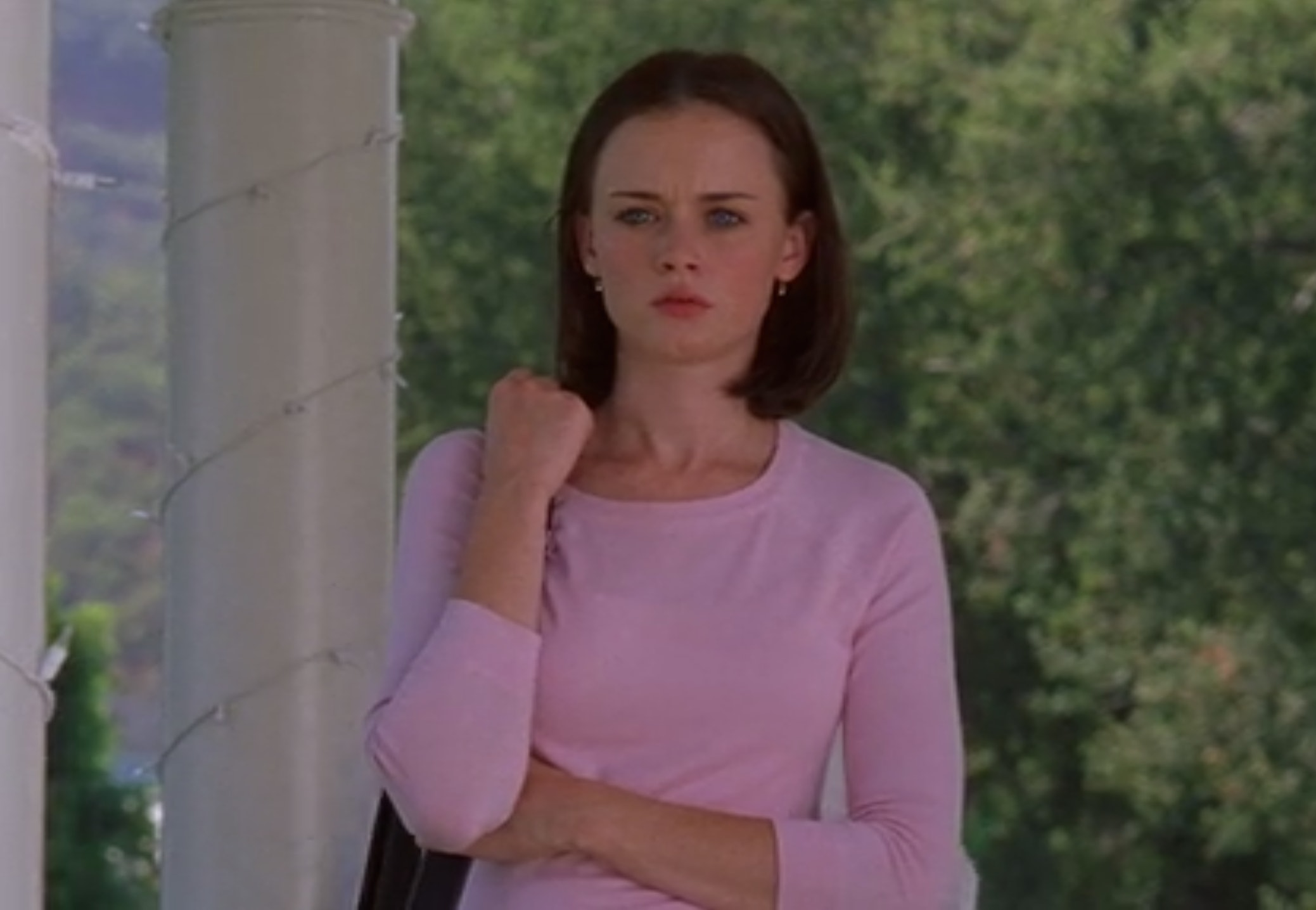 Rory Gilmores Hair Evolution On Gilmore Girls Was So Much More