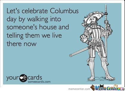 why columbus day shouldn t be celebrated