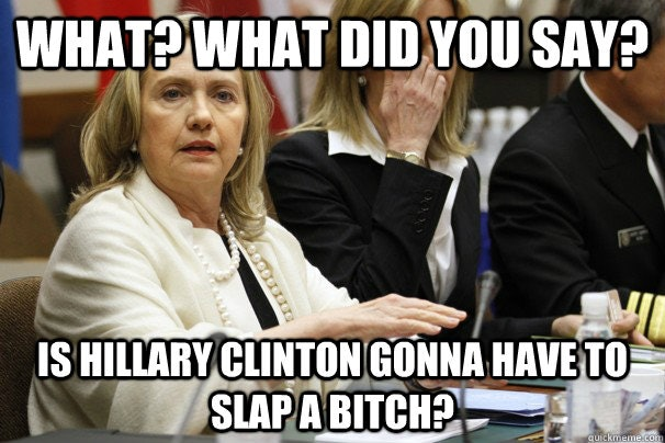 Funny Donald Trump Hillary Clinton Memes : Funniest barack obama vs donald trump vs hillary clinton president